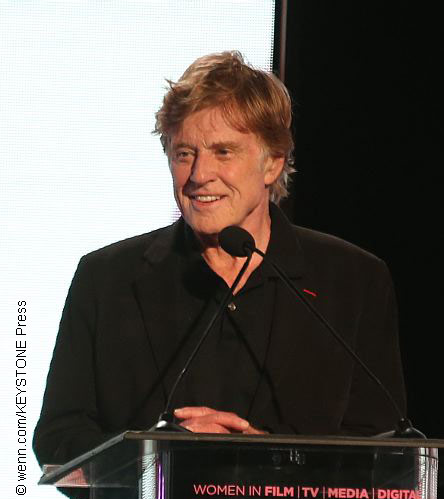 Robert Redford supports #metoo movement