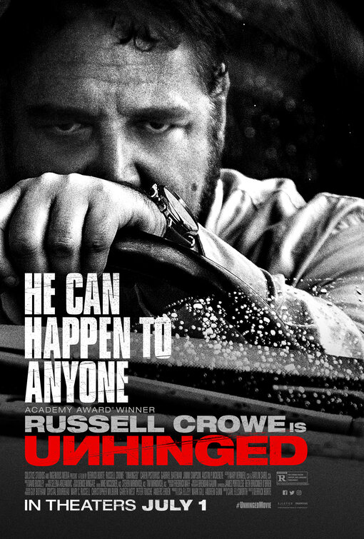 Unhinged starring Russell Crowe