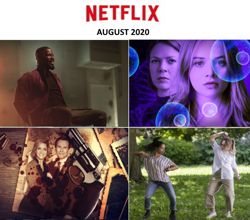 What's New on Netflix Canada – August 2020