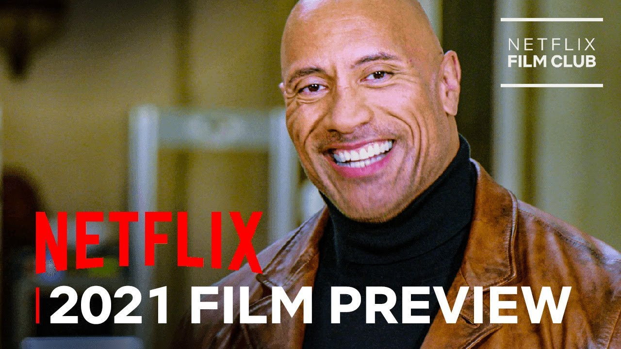Netflix 2021 Film Slate
