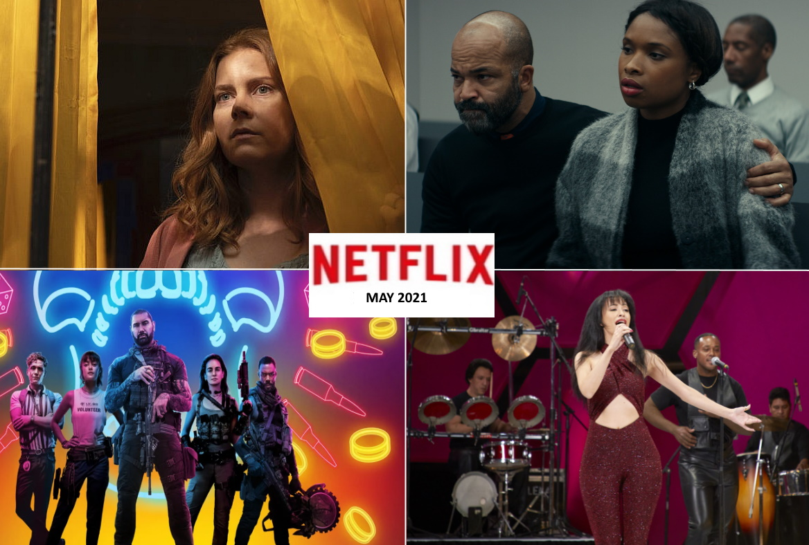 What's new on Netflix Canada – May 2021