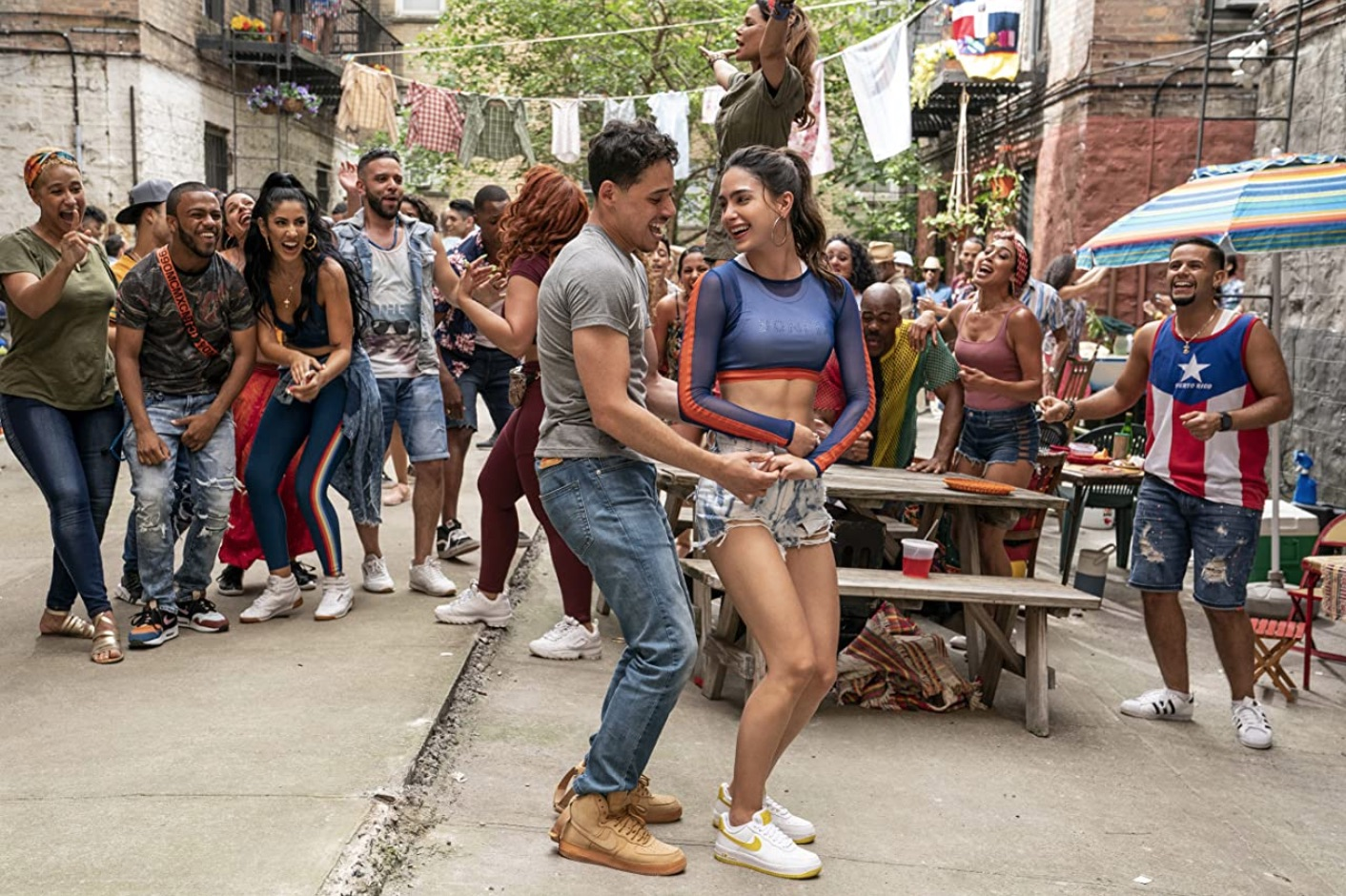 Still from In the Heights (2021)